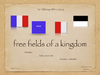 Free fields of a Kingdom_music