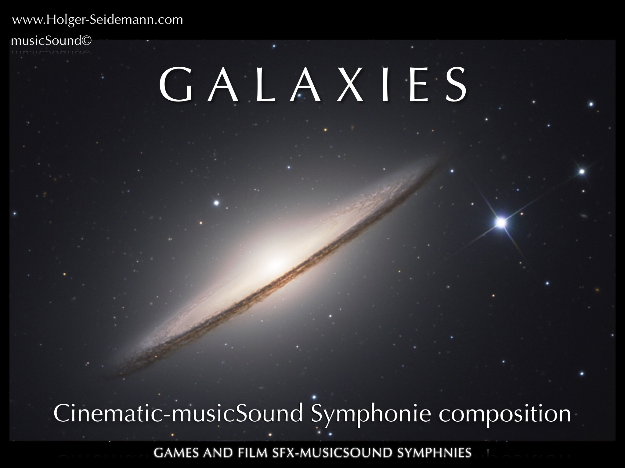 Galaxies Symphonie
